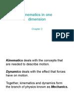 Module 2 - Kinematics In One Dimension.pdf