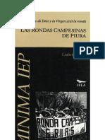 Las rondas campesinas de Piura