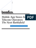 Mobile App Stores for Telecom Operators