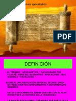 literatura apocaliptica