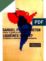 Samuel P. Huntington-Quienes somos.pdf