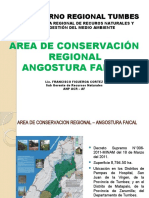 Area de Conservación Regional - AF power point