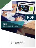 Guia para descargar Screencast-o-matic.pdf