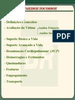 PRIMEIROS SOCORROS (2)
