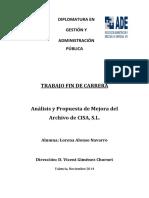 TFC- Análisis y propuesta de mejora del Archivo de Cisa, S.L.pdf