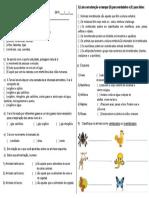 avaliacao ciencias ar animais 4 bimestre 2018.doc