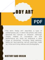 Body-art-report