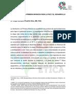 4. EPIGENETICA Y DESARROLLO PARA BOYACA Jorge Humberto Castillo Silva