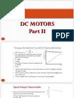 DC Motor Part II