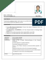 0_Rajat Mehta Resume IMS MBA FA.docx
