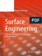 Dheerendra Kumar Dwivedi - Surface Engineering-Springer India (2018)