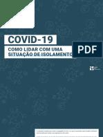 COVID-19 Como Lidar Com Uma Situação de Isolamento