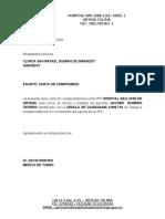 CARTA DE COMPROMISO HUGO