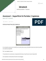Ascensori - Superficie Vs Portata _ Capienza _ Idrostech.pdf