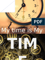 My Time is My Life