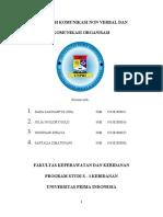 MAKALAH KOMUNIKASI NON VERBAL DAN KOMUNIKASI ORGANISASI.docx