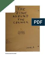 The Zine Around the Corner (Issue. 1)
