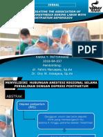 Anestesi Regional 1