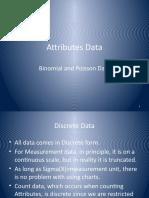Attributes Data