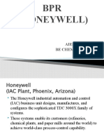 BPR (HONEYWELL)