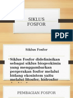 SIKLUS FOSFOR POWER POINT