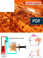 Steam Turbine-
