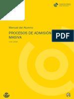 Manual Procesos Admisión Masiva 2019