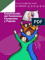Correo de las mujeres del campo - Anamuri (Dic 2015)
