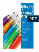 Skills for Effective Writing Level 2 SB