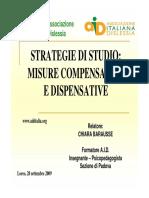 Strategie e apprendimento
