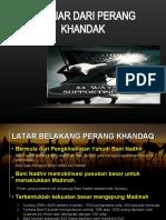 Perang Khandak (Ahzab)