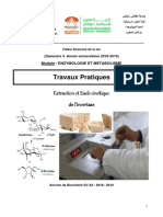 Enzymologie TP Invertase Polycopie (1)
