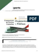 Composição de Preços Unitários (CPU)_ Orçamento de Obra.pdf