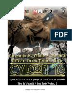 PROGRAMA CyLcon'16