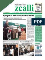 Periodico de Izcalli, Ed. 627, diciembre 2010