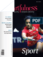 Heartfulness Magazine - April 2020 (Volume 5, Issue 4)