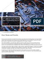 PwC 2nd Global Crypto M&A and Fundraising Report - April 2020