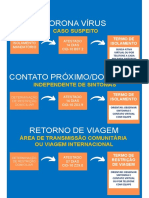 FOLHETO ORIENTATIVO - CORONA VÍRUS - A