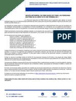 Vacunacion Antigripal- 06.04.2020 - Pami