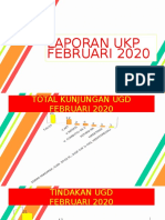 UKP UGD PRALOKMIN februari 2020
