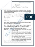 Tax Invoice, Debit Note and Credit Note.pdf