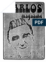 Ed Marlo Magazine Vol 1