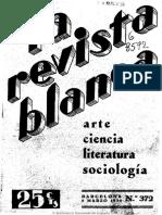 La Revista blanca (Madrid). 6-3-1936