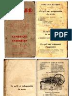 Conduite Et Entretien 6cs PDF