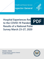 Read HHS inspector general's report