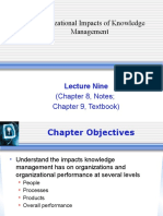 Lecture_9_Organizational Impacts of Knowledge Management.pptx