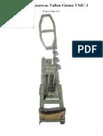 Металлоискатель Vallon Gizmo VMC-1