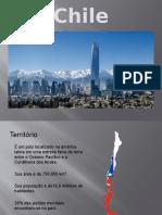 Apresentação sobre o Chile