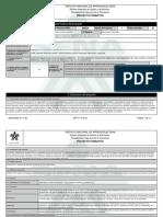 Reporte Proyecto Formativo - 1565731 - ESTRUCTURACION DE UN SISTEMA D
