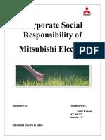 Corporate Social Responsibility (1)